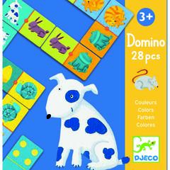 Domino animale si culori