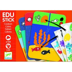 Edu-Stick Stickere educative Culori