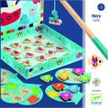 Djeco Joc educativ Navy loto