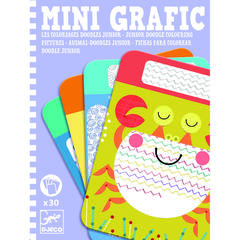 Mini grafic Djeco Junior