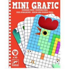 Mini grafic Pixeli