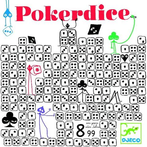 Joc de societate Pokerdice Djeco