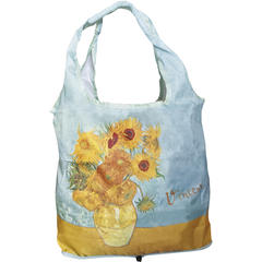 Fridolin Sacosa textil Van Gogh Sunflowers