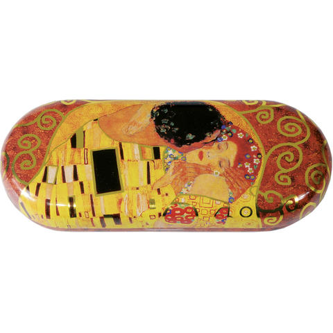 Fridolin Etui ochelari The Kiss Klimt