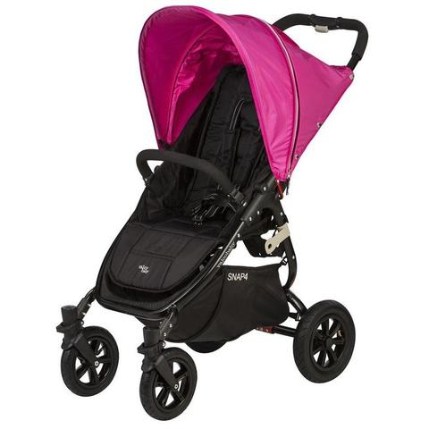 Valco Baby Carucior sport cu roti gonflabile SNAP 4 Hot Pink