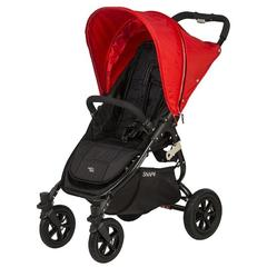 Valco Baby Carucior sport cu roti gonflabile SNAP 4 Red