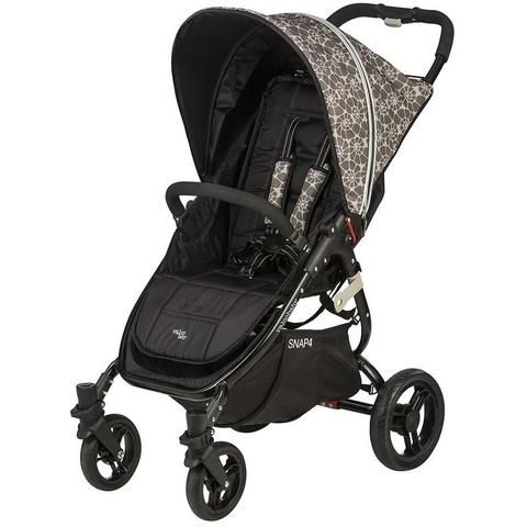 Valco Baby Carucior sport SNAP 4 CZ Edition Brown Flowers