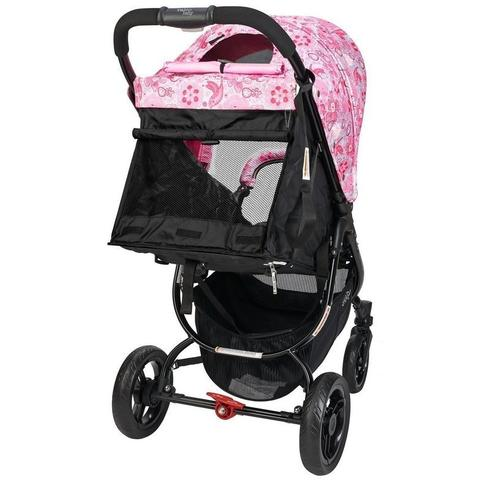 Valco Baby Carucior sport SNAP 4 CZ Edition White and Pink Flowers