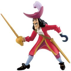 Figurina Capitanul Hook din Peter Pan
