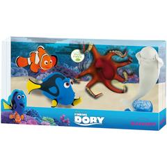 Set Figurine Dory, Hank, Bailey si Marlin