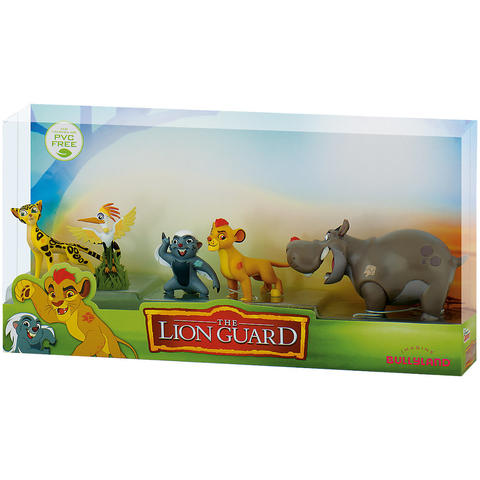 Bullyland Set Lion Guard - 5 figurine