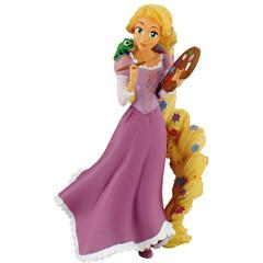 Figurina Rapunzel pictand