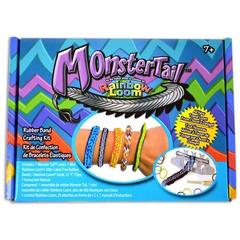 Rainbow Loom Monster Tail
