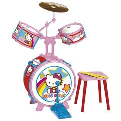 Reig Musicales Set tobe (baterie) Hello Kitty