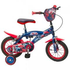 Bicicleta 12'' Spiderman