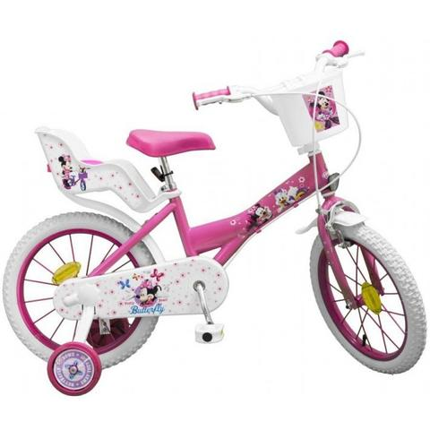 "Toimsa Bicicleta 16"" Minnie Mouse"