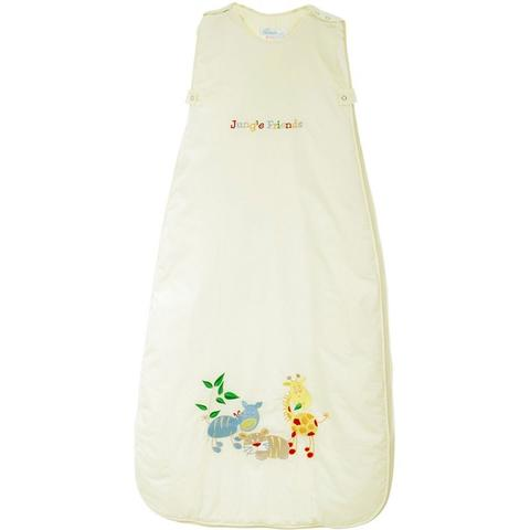The Dream Bag Sac de dormit Jungle Friends 0-6 luni 3.5 Tog