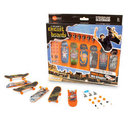 Set 6 Miniskateboard Premium Tony Hawk