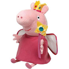 Plus Peppa Pig Printesa 28 cm