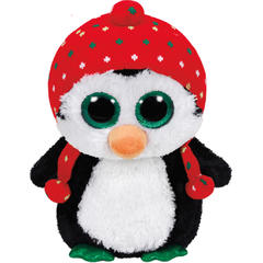 Plus pinguinul cu fes Freeze 24 cm