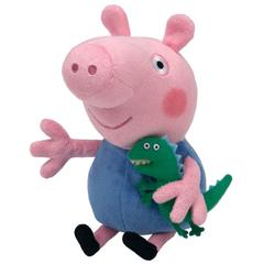 Plus Peppa Pig  George 15 cm