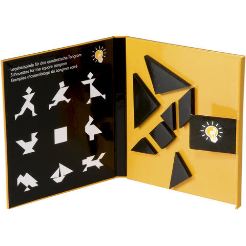 Fridolin Tangram magnetic