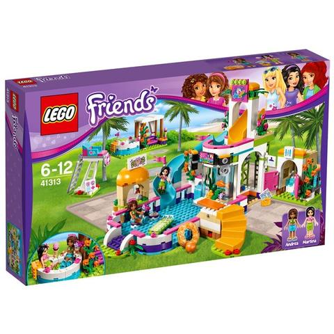 LEGO Friends Piscina de Vara din Heartlake 41313