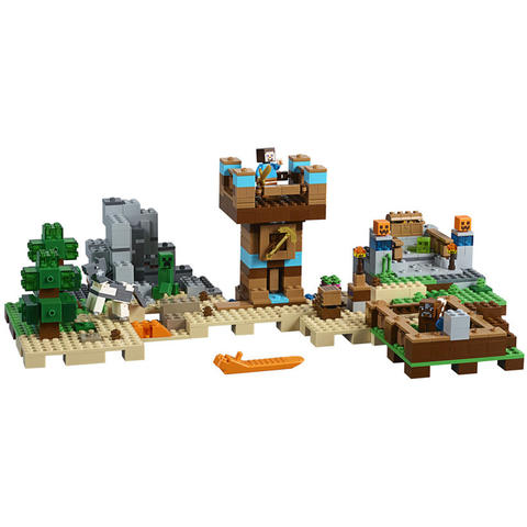 LEGO Minecraft Cutie de Crafting 2.0 21135