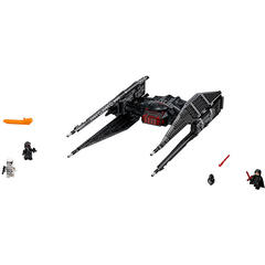 LEGO Star Wars TIE Fighter-ul lui Kylo Ren 75179