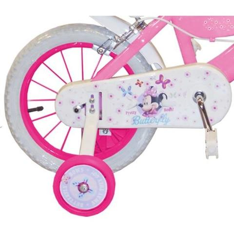 "Toimsa Bicicleta 14"" Minnie Mouse Club House"