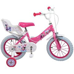 "Bicicleta 14"" Minnie Mouse Club House"