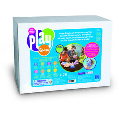 Educational Insights Spuma de modelat Playfoam™ - Setul clasei