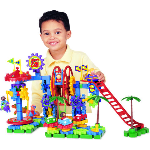 Learning Resources Set de constructie motorizat