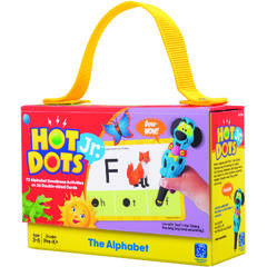 "Carduri Junior HOT DOTS ""Alfabetul"""