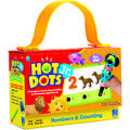 "Educational Insights Carduri Junior HOT DOTS ""Numerele"""