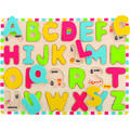 BIGJIGS Toys Puzzle ABC