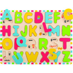 BigJigs Puzzle ABC