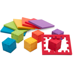 Happy Cube Puzzle - Cubul inteligent
