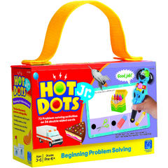 "Educational Insights Carduri inteligente Junior Hot Dots ""Asocieri logice"""