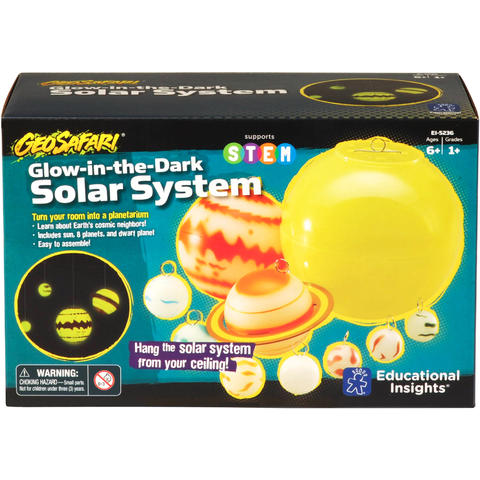 Educational Insights Sistem solar reflectorizant