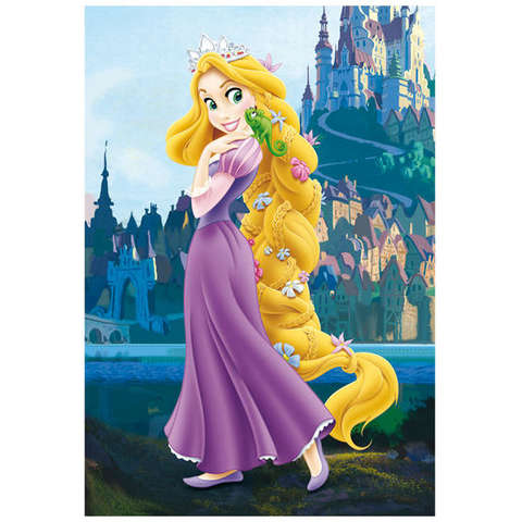 Dino Toys Puzzle - Rapunzel (24 piese)