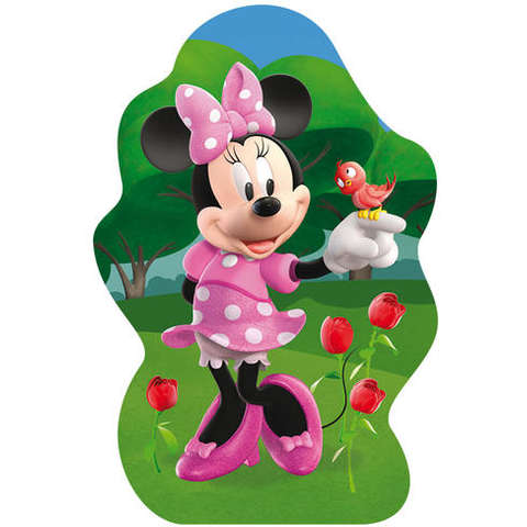 Dino Toys Puzzle 4 in 1 - Clubul lui Mickey Mouse (54 piese)