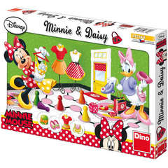 Dino Toys Joc - Minnie si Daisy la shopping