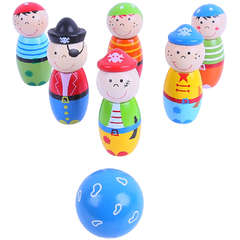 BIGJIGS Toys Set popice - Pirati