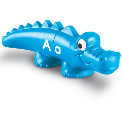 Learning Resources Crocodili cu litere