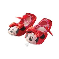 Pantofiori MINNIE MOUSE (ROSU)