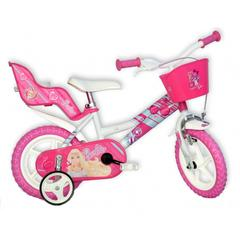 Bicicleta copii 12'' Barbie