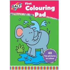 Galt Early Activities: Prima carte de colorat