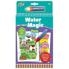 Galt Water Magic: Carte de colorat La ferma