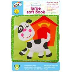 Large Soft Book: Carticica moale Home Sweet Home